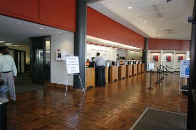 AFFCU lobby-before